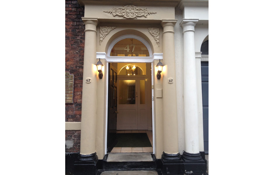 Consulting Room Hire at 47 Rodney Street